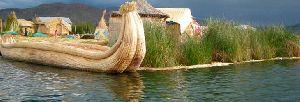 Puno et le lac Titicaca
