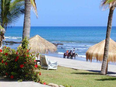 Beach Mancora Piura