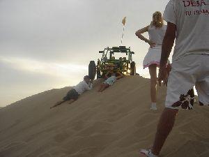Paracas – Nazca – Dunes