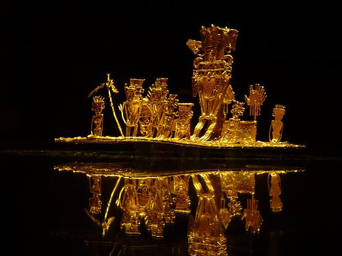 Museo de Oro de la Nación