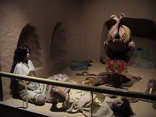 nacion´s museum Lima Peru