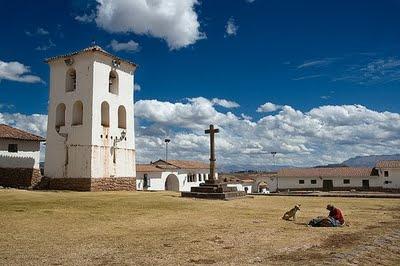 Chinchero ciudad inca