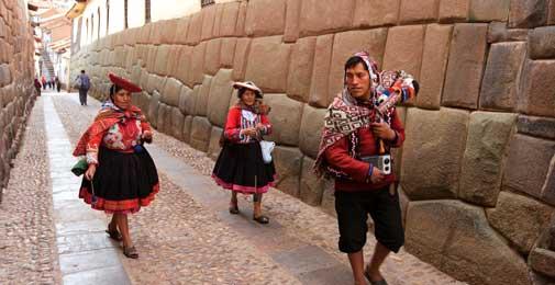 Cusco Basico - Calle Hatunrumiyoc