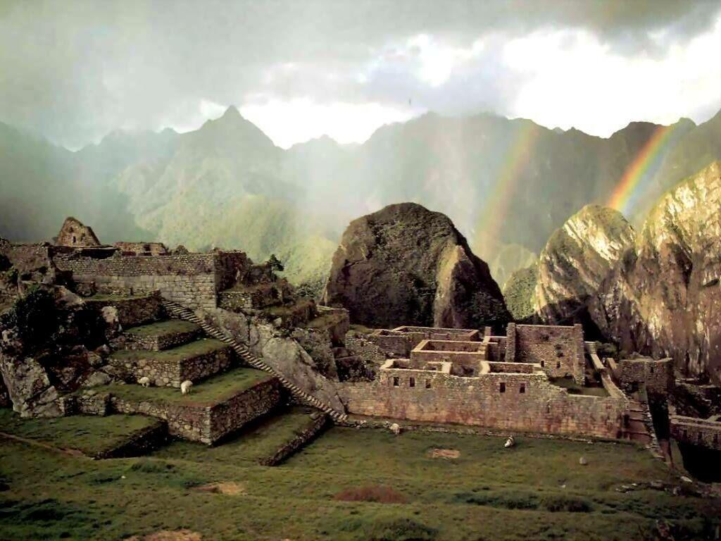 Machu picchu magico lugar de contacto con la madre tierra