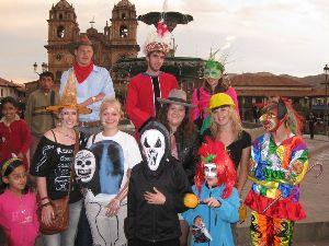 Halloween à Cusco