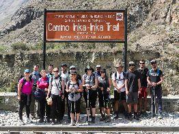 Chemin Inca Energique à Machupicchu