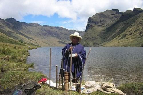 Huaringas Sacred Lagoons