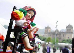 Santurantikuy: Foire artisanale de Noël à Cusco