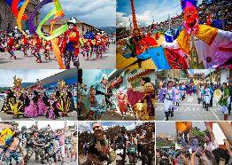 Carnaval à Cajamarca