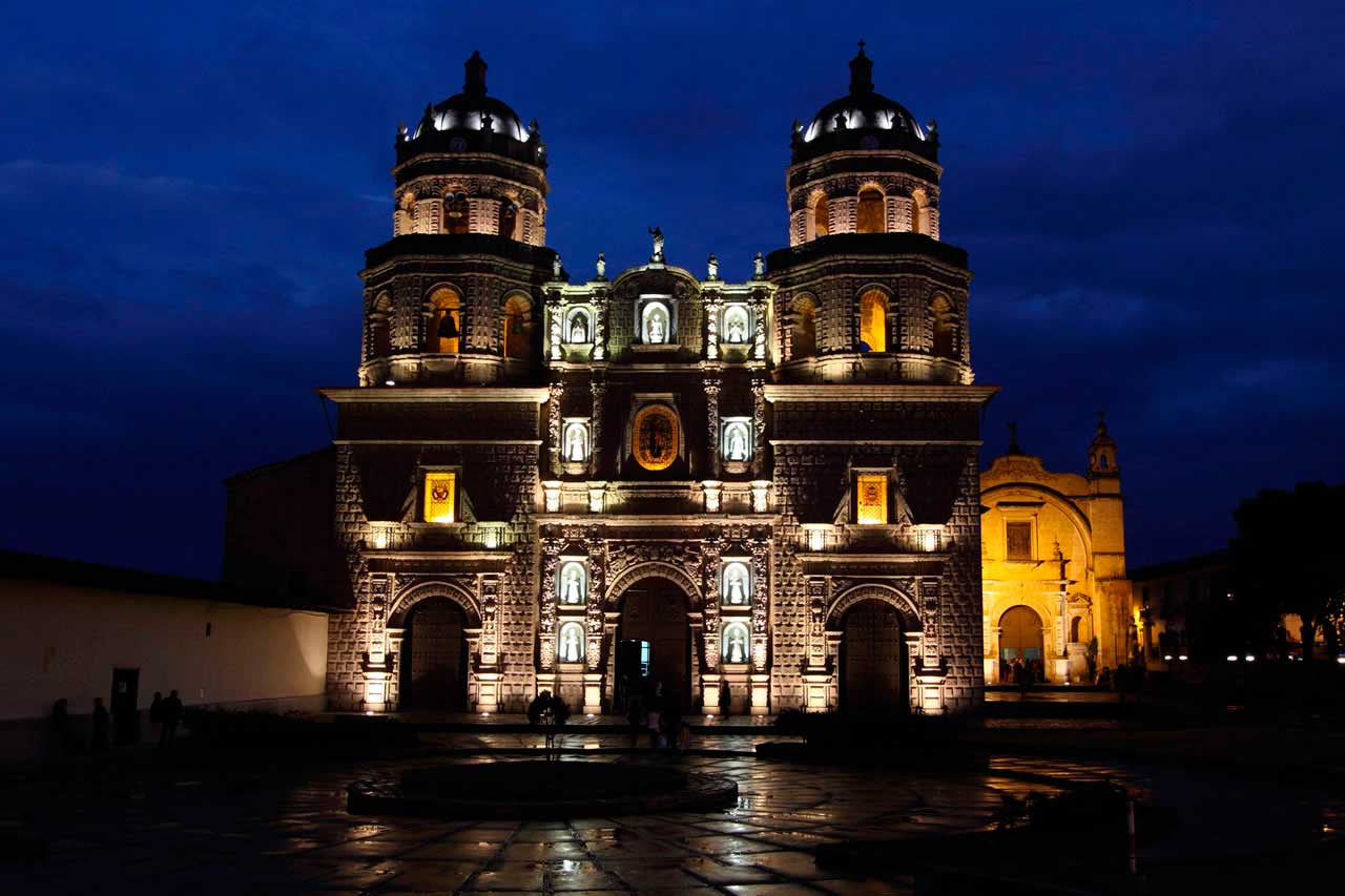 Church of San Francisco, Cajamarca, Peru