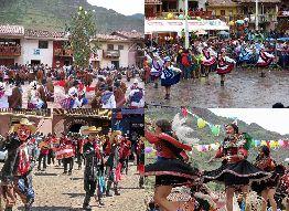 Carnaval à Pisac