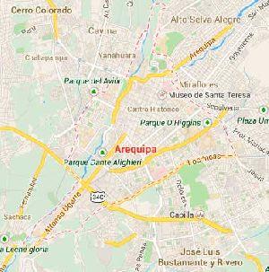 Plan de Arequipa