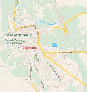 Plan de Cajamarca