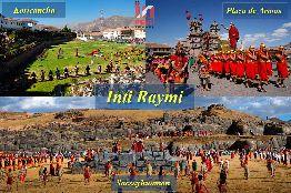 Inti Raymi ou Fête du Soleil