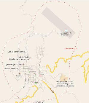 Plan de Chachapoyas