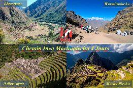 Chemin Inca Machupicchu Ancestral