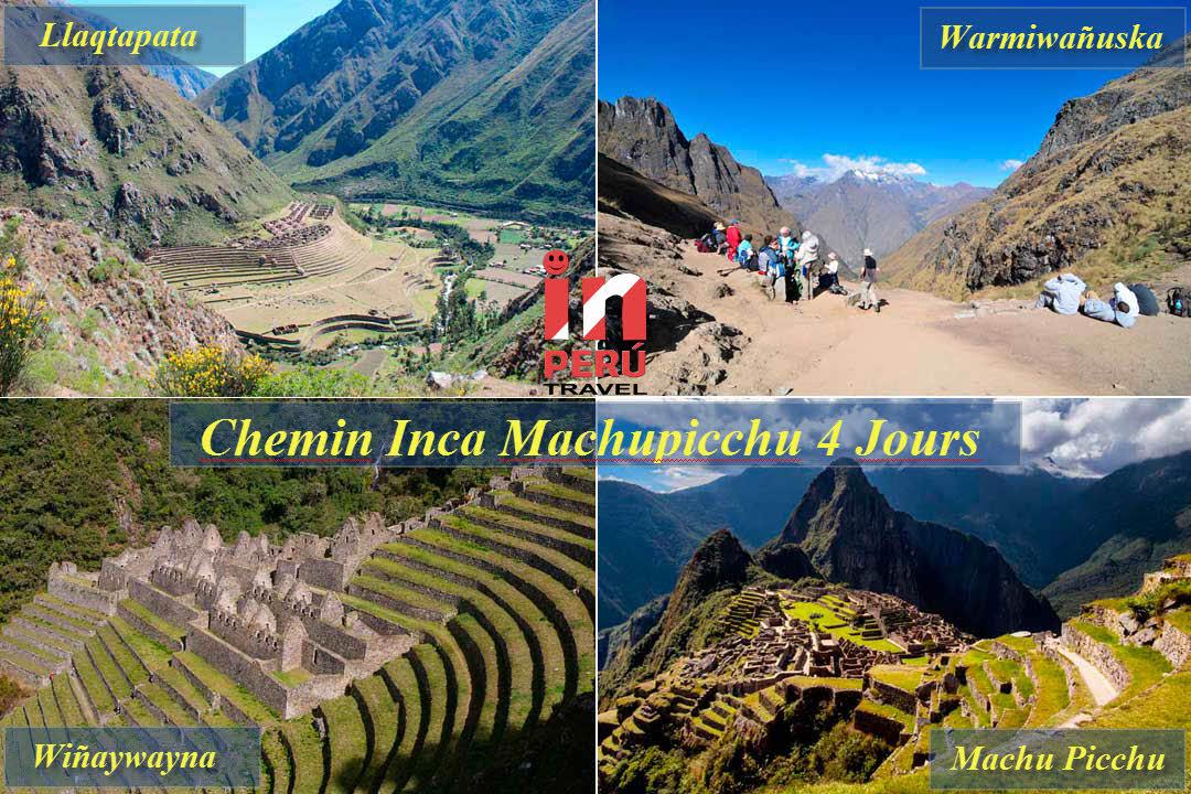 Chemin Inca Machupicchu Ancestral 4 jours
