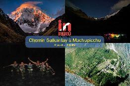 Chemin Dynamique Salkantay à Machupicchu
