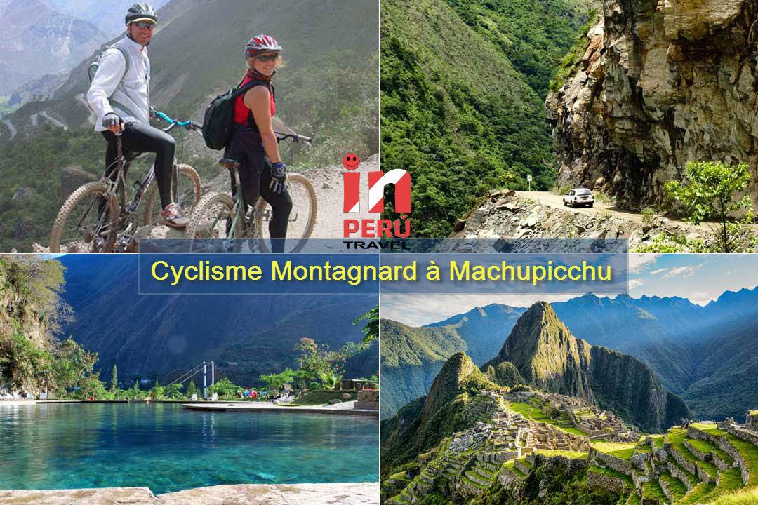 Cyclisme Montagnard à Machupicchu