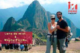 Lune de miel à Machu Picchu