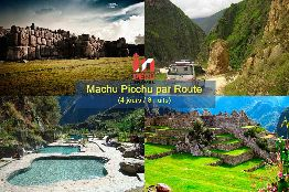 Machu Picchu par Route