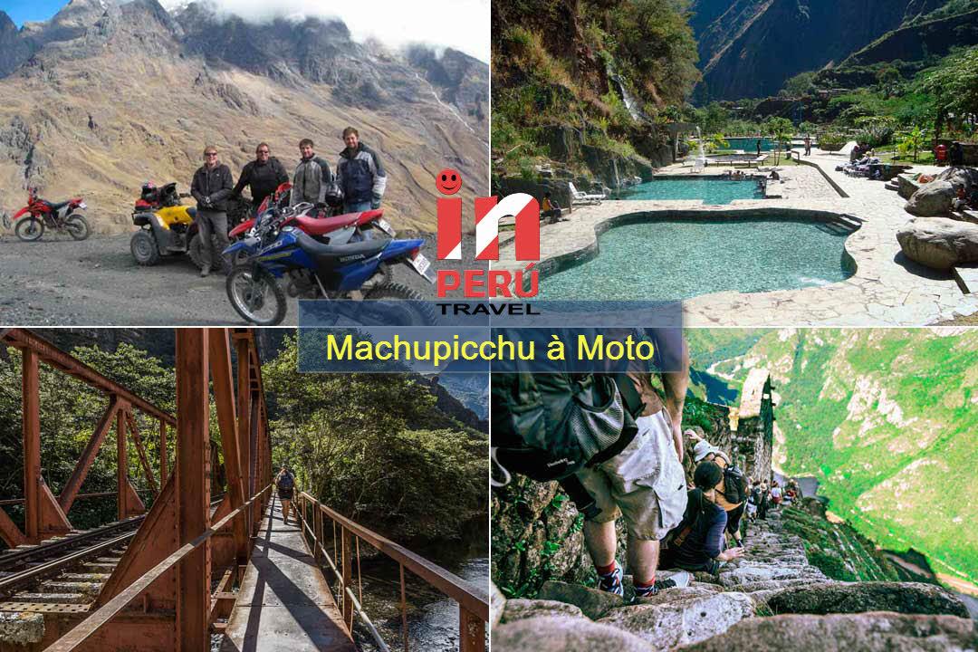 Machupicchu à Moto