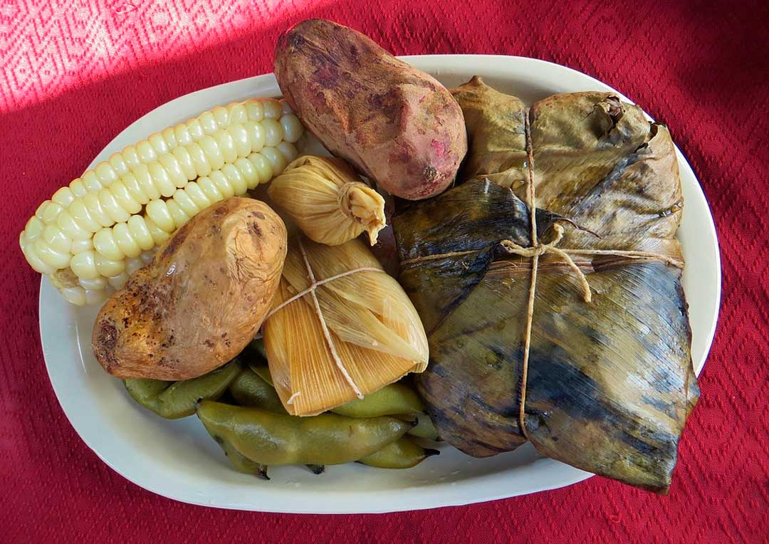 Pachamanca, Ancash - Huaraz
