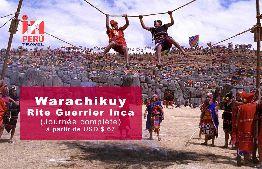 Warachikuy / Rite Guerrier Inca