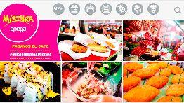 Mistura Apega 2015 / Foire gastronomique