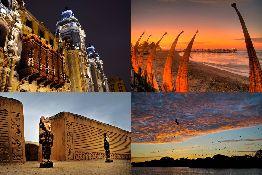 Archéologique du Pérou et Mangroves
