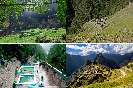 Chemin Inca à Machu Picchu Paisible