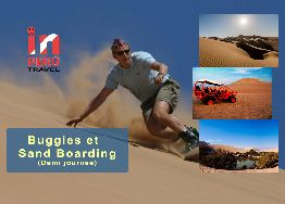 Buggies et  Sand Boarding