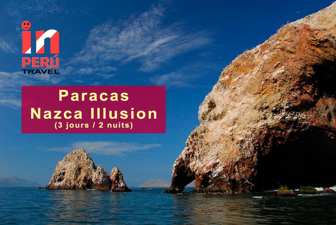 Paracas / Nazca Illusion - Iles Ballestas