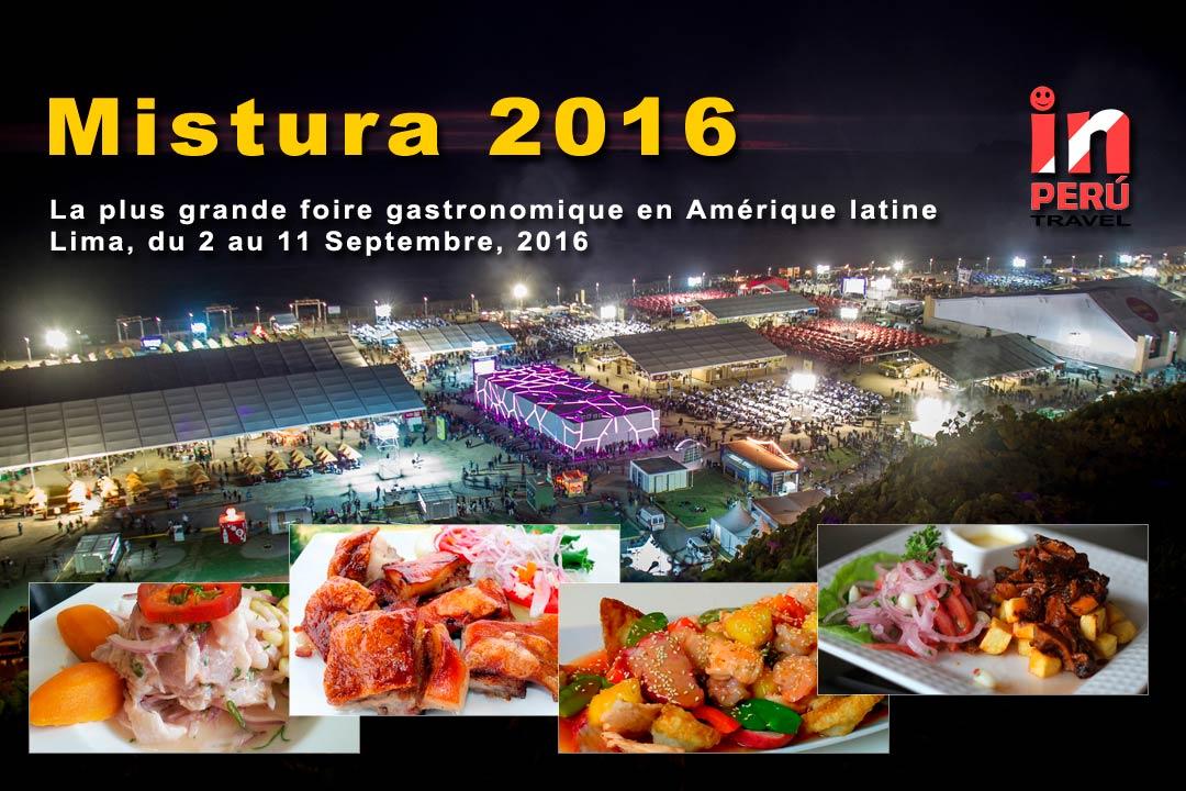 Mistura 2016 - Foire Gastronomique
